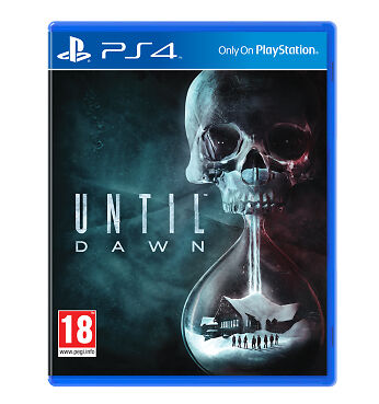 1 of 1 - Until Dawn (Sony PlayStation 4, 2015)