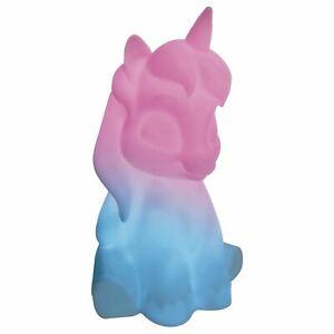 Unicorn-LED-Changement-Couleur-Veilleuse-Chambre-Filles