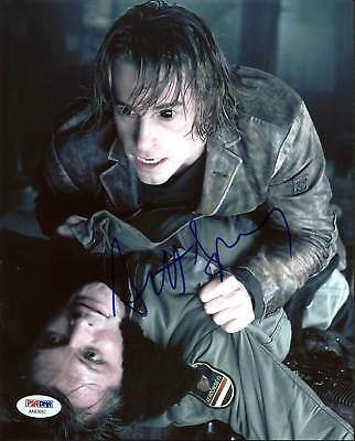 Movies Honesty Scott Speedman Underworld Authentic Signed 8x10 Photo Psa/dna #aa83692 Rich In Poetic And Pictorial Splendor Entertainment Memorabilia