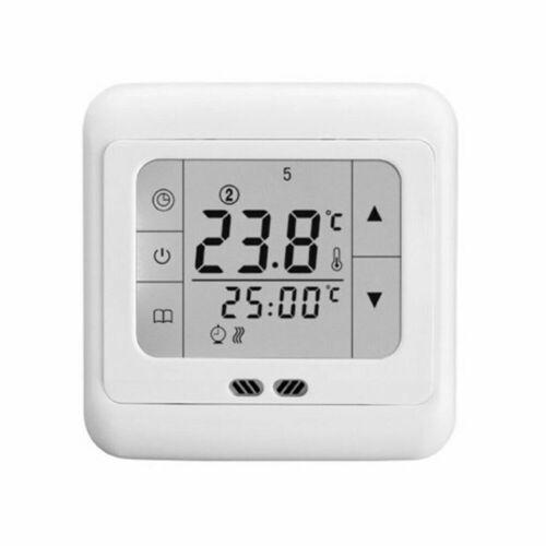 LCD Digital Thermostat Raumthermostat Fußbodenheizung Wandheizung Kein//Mit Wifi