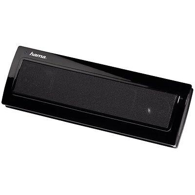 Hama Aktiv Lautsprecher Sonic Boxen mobile Soundbar Sound System für PC Notebook