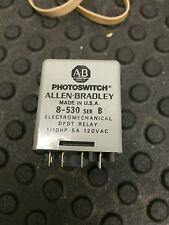 AB Allen-Bradley 8-530 Ser B Photo Switch