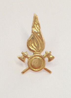 Spilla da giacca PINS in Oro Giallo 750-18 Kt Aquila della POLIZIA di STATO