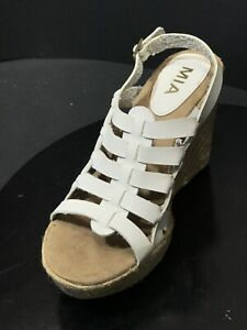 e069c056eb3 Image is loading New-Mia-Women-039-s-Beatrix-Espadrille-Wedges-