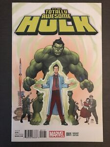 Totally-Awesome-Hulk-1-2015-Cho-1-25-Variant-Marvel-Comic-Book-Incentive-RI