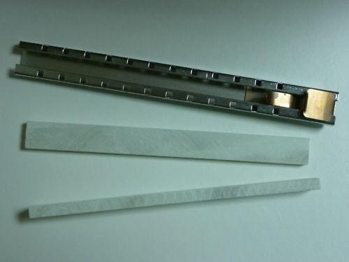 Engineers French Chalk Holder /& 1 Stick of Chalk