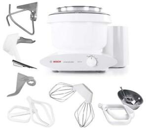 Bosch Universal Plus Mixer With Nutrimill Baker S