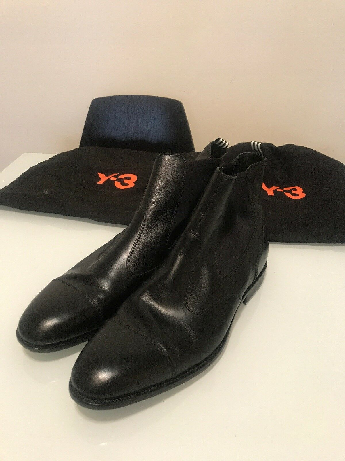Yohji Yamamoto Zapatos Hombre Talla UK12