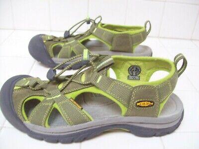 Keen Venice H2 Ladies Waterproof Walking Sandals Slip On Lace