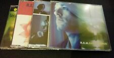 R.E.M. CD SINGLES DAYSLEEPER BEAUTIFUL LOTUS NEW YORK