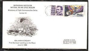 Details about Milestones Of Flight Commemorative series, Smithsonian  Institution # 40