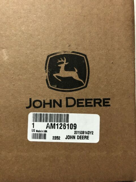 John Deere Original Equipment Pulley #AM131613