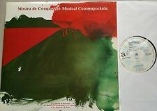 MOSTRA DE COMPOSICIO Musical Contemporania Group Bartok 2 LP L 1261/7 NM