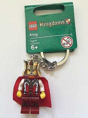 LEGO Kingdoms King Key Chain 852958