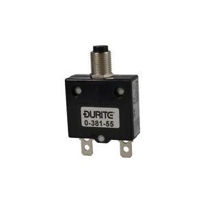 Durite 0-381-65 Disjoncteur 12//24 volts 15 Amp Bg1