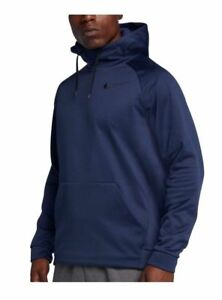 4a2107a3c23f Nike sz S TALL Men s Therma Fit Pullover Training Hoodie NEW 826671 ...
