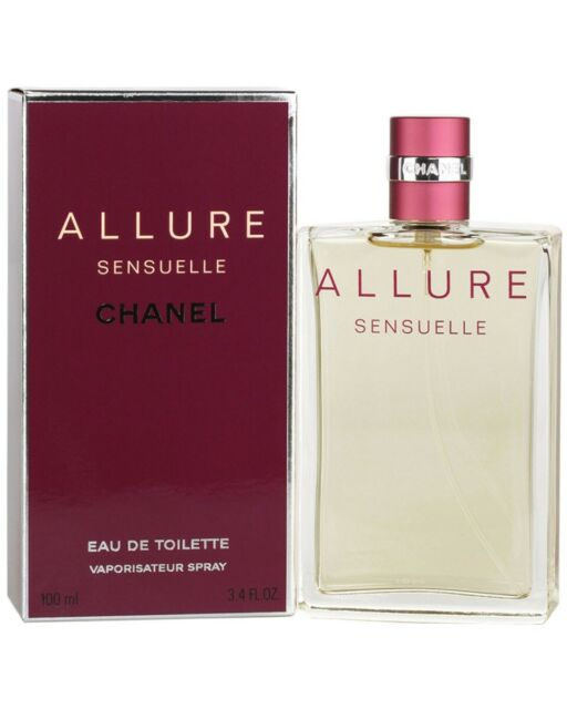 Chanel Allure Sensuelle Eau De Toilette Vapo 100 Ml
