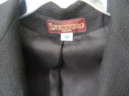 Giacca stile tessuto 100 lana Louisburg in taglia rivestimento e Square 8 con gonna pura YFYqr