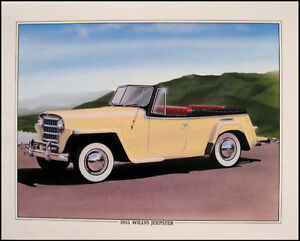 Dodge-Plymouth-Chrysler-Willys-Print-Lithograph-Set-3
