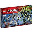 LEGO 70737 Ninjago TITAN Mech Battle Gift UK SELLER
