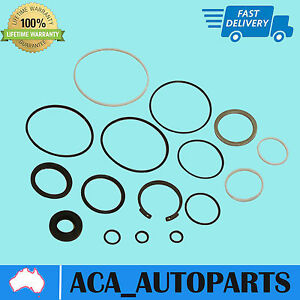 For-Toyota-Landcruiser-80-Series-HZJ80-FZJ80-HDJ80-Power-Steering-Box-Seal-Kit