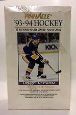 1993 Pinnacle series 2 NHL Hockey Card Box 36 packs Factory Sealed