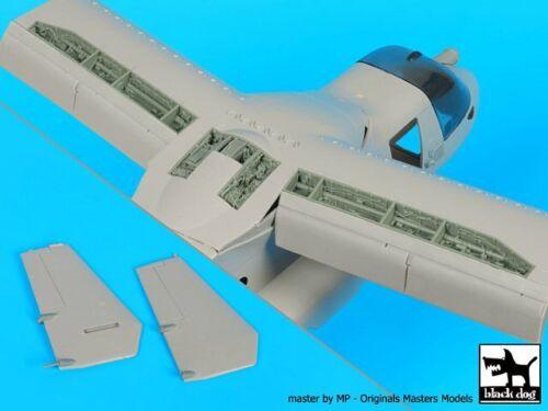 A48077 Italeri Black Dog 1//48 V-22 Osprey VTOL Aircraft Hydraulics and Sensors