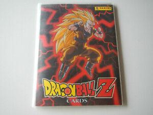 DRAGON-BALL-Z-SERIE-4-Roja-FULL-SET-100-100-Album-SPANISH-EDITION