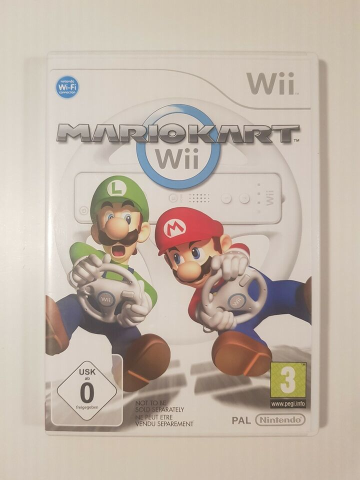 Mario Kart, Nintendo Wii
