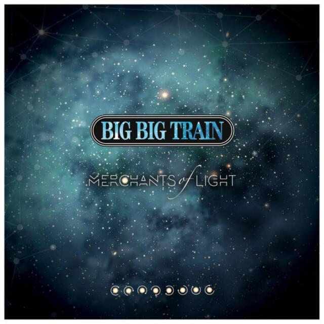 BIG BIG TRAIN- MERCHANTS OF LIGHT SEALED DIGIPAK 72 PAGE BOOK 2018 LIVE