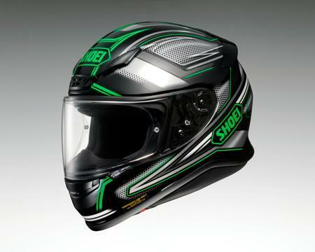 SHOEI Z-7 DOMINANCE Helmet Size:L(59cm)