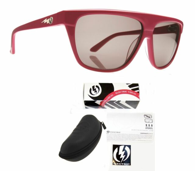NEW Electric Loveless Collection Chickletts Pink Womens Sunglasses Msrp$130