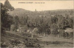 CPA Livinhac-Le-Haut - Les rives du Lot (133383)
