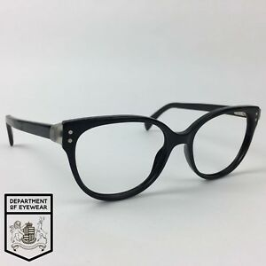 9b476e7b3511 MARC BY MARC JACOBS eyeglasses ROUNDED BLACK CATS EYE glasses frame ...