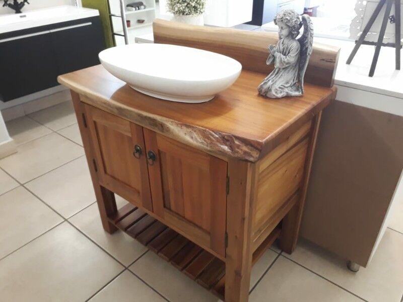 Cotswold Cottage Custom Made Bathroom Vanities