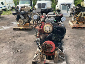 2009 Cummins ISL Diesel Engine. 345HP, All Complete and Run Tested