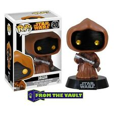 Star Wars Jawa Funko Pop! Vinyl Bobble Head  - #20 Vault Edition