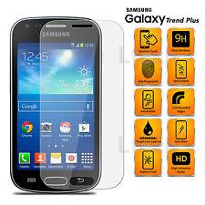 SAMSUNG GALAXY S DUOS GT-S7562 DUAL SIM Clear HD in vetro temperato Screen Protector