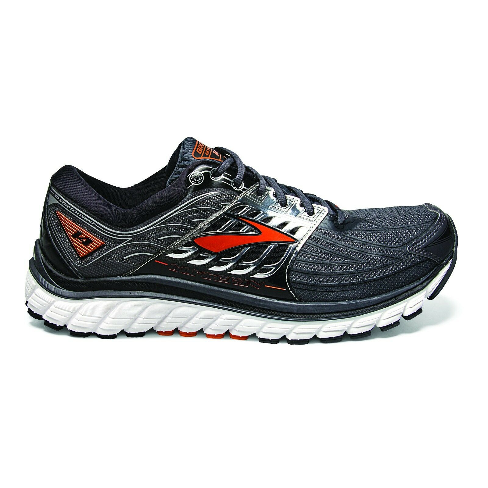 Brooks Glycerin Glycerin Brooks 14 Uomo Running Shoes (D) (075) + Free AUS Delivery 389145
