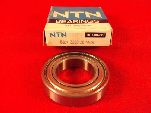 NTN 6007 ZZ C3 5C Deep Groove Roller Bearing
