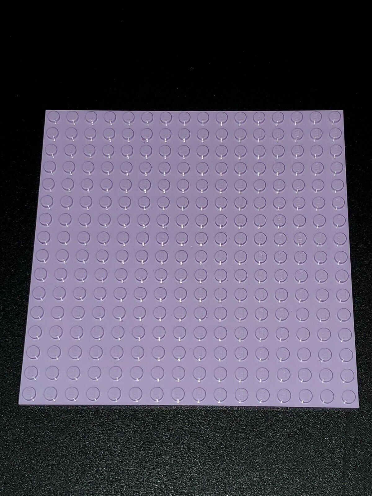 LEGO City 1 Bauplatte 16 X 16 In Clair Vert plus épais