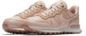 Da-Donna-Nike-Internazionalista-Premium-UK-3-5-US-6-EUR-36-5-Rosa-Chiaro