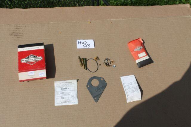 Briggs /& Stratton 497535 Carburetor Overhaul Kit