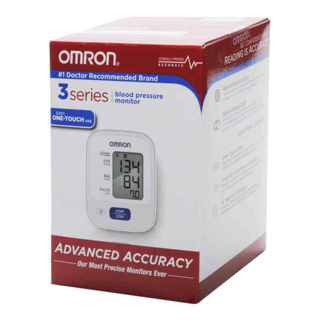 OMRON 3 Series BP710N Upper Arm Blood Pressure Monitor; 14-R