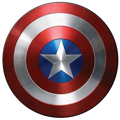 Captain America Shield Vinyl Sticker Decal *SIZES* Wall Bumper