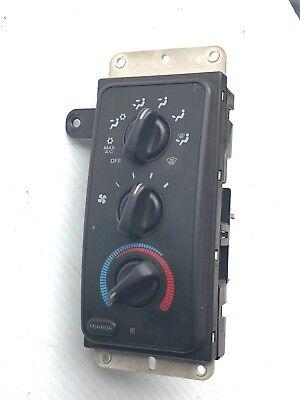 Ram 1500 Accessories >> 1999 - 2001 Dodge Ram 1500 1500 A/C Heater Climate Control Unit 55056702AD OEM!   eBay