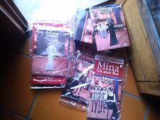 BOX 10 DVD MINA GLI ANNI RAI SIGILLATI EDITI DA REPUBBLICA ESPRESSO