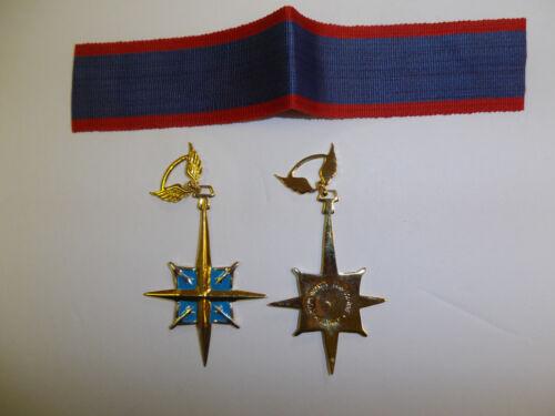 a0312 RVN Vietnam Air Force Distinguished Service Order 2nd class IR5B