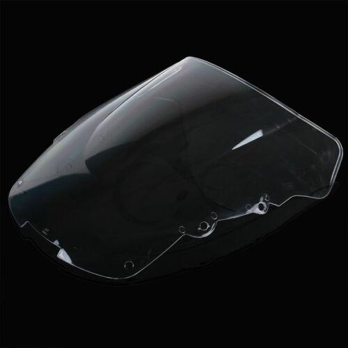 Motorcycle Clear Windshield Windscreen For Honda CBR1100XX CBR 1100 XX 96-07 05