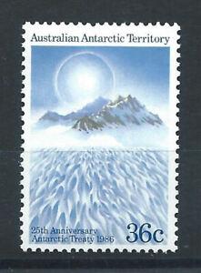 Australie-Territoire-antarctique-N-73-MNH-1986-Mont-Prince-Charles